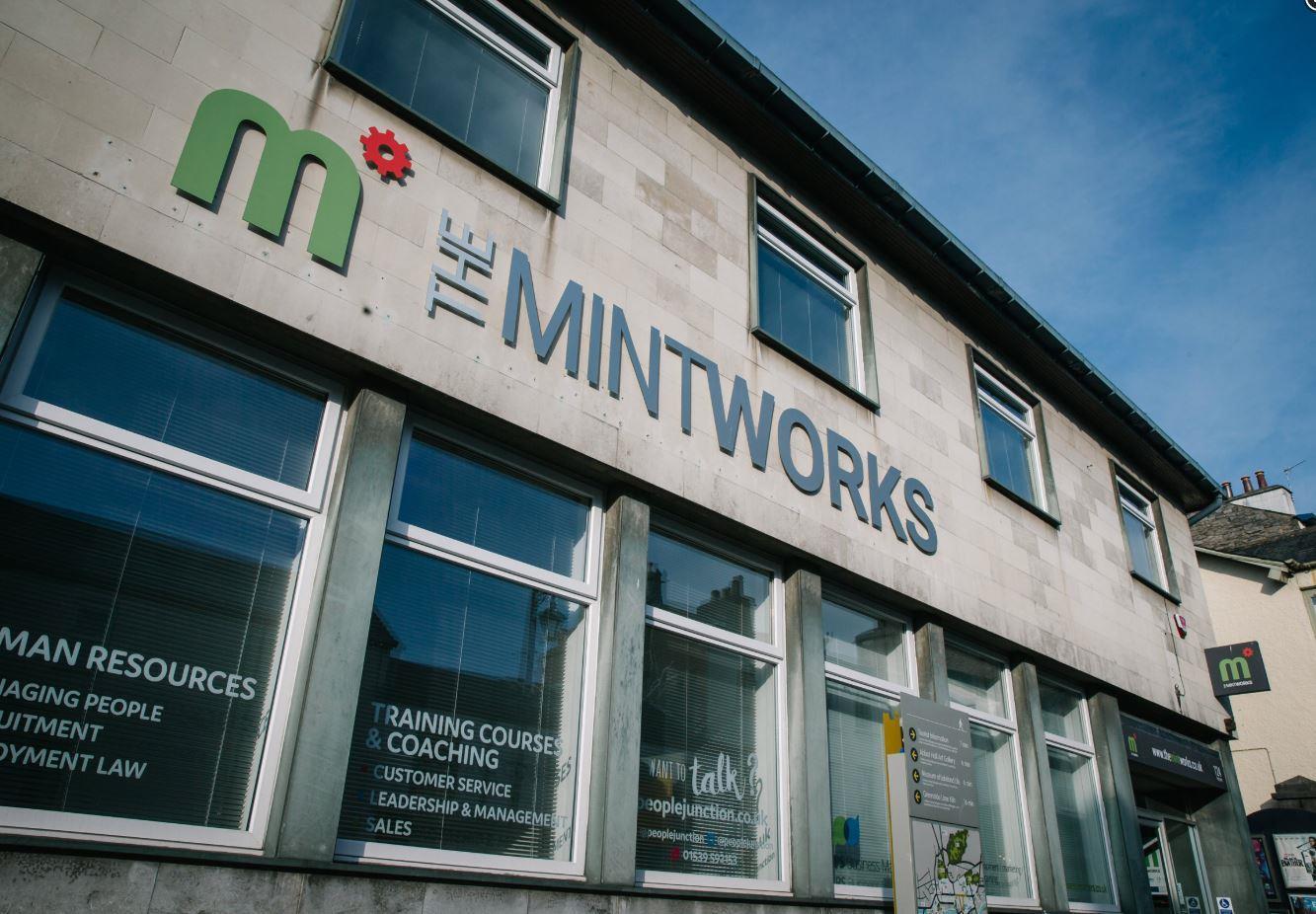 The Mint Works 124 Highgate, Kendal, North West, LA9 4HE