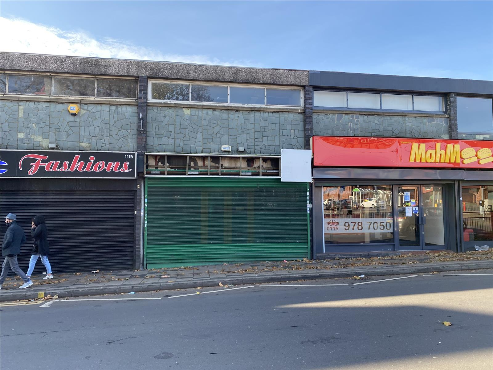 117 Radford Road, Nottingham, East Midlands, NG7