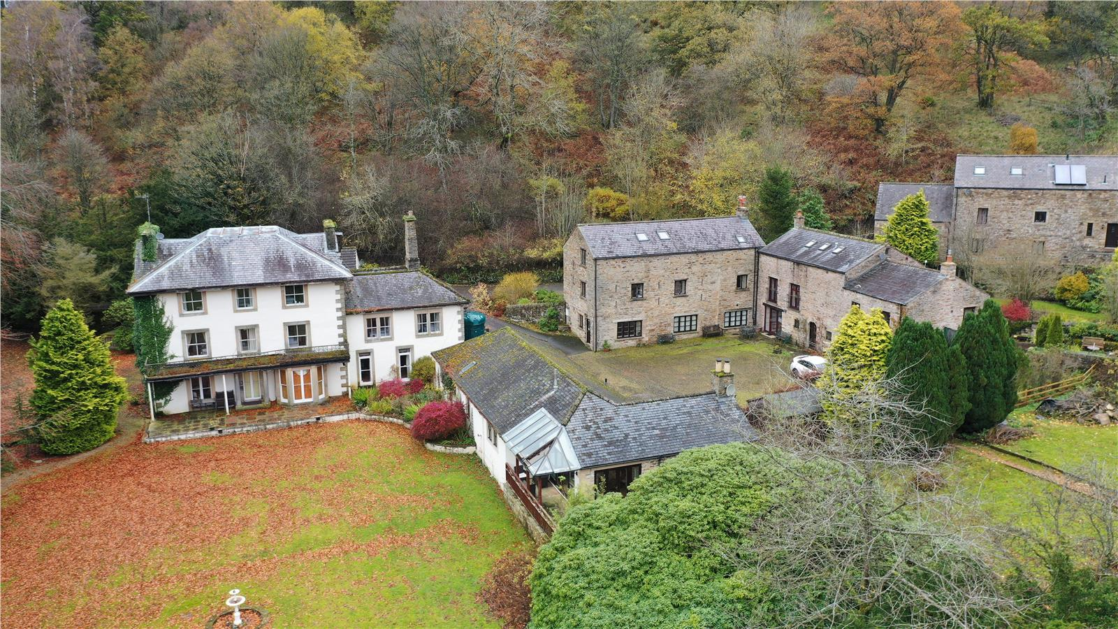 Lovelady Shield Country House Hotel And Cottages, Lovelady Lane, Alston, Cumbria, CA9
