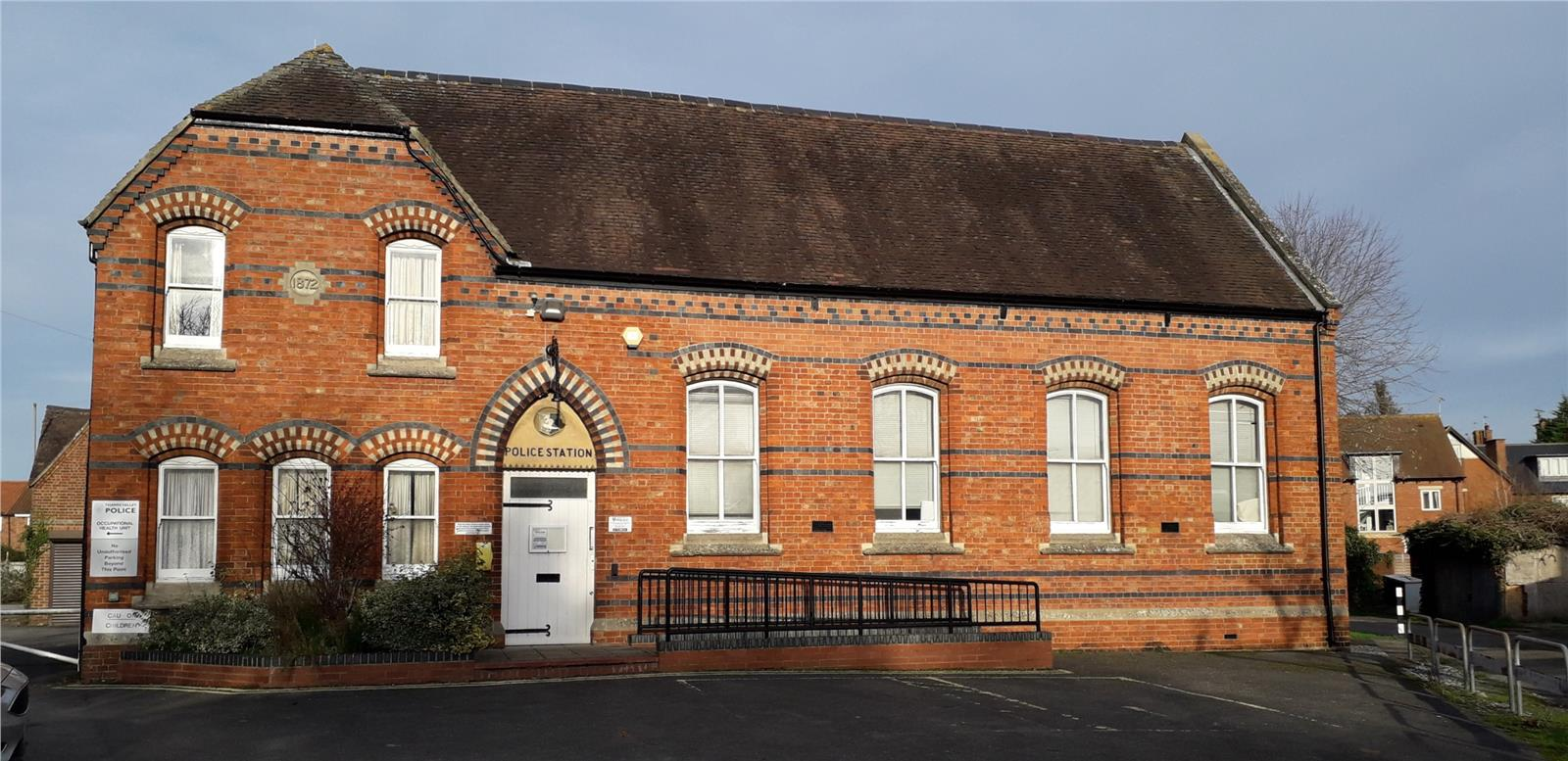 UNDER OFFER - Newport Pagnell Police Station, 124 High Street, Newport Pagnell, South East, MK16