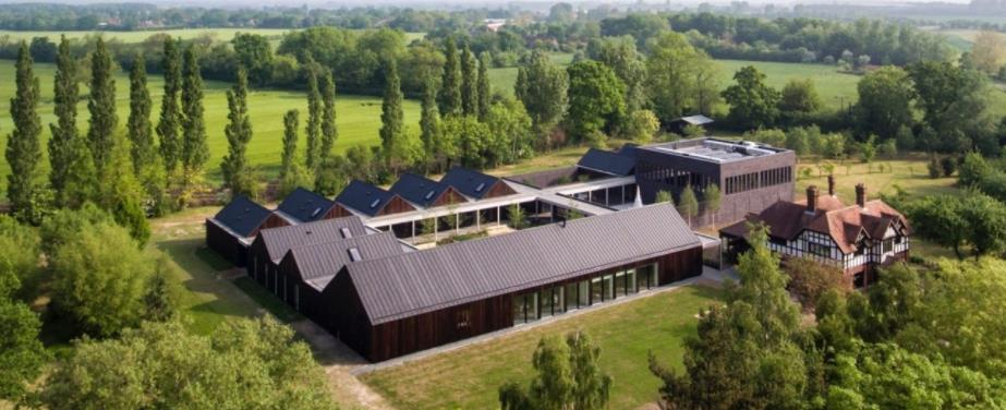 Vajrasana Buddhist Retreat Centre, Walsham Le Willows, Bury St Edmunds, Suffolk, IP31