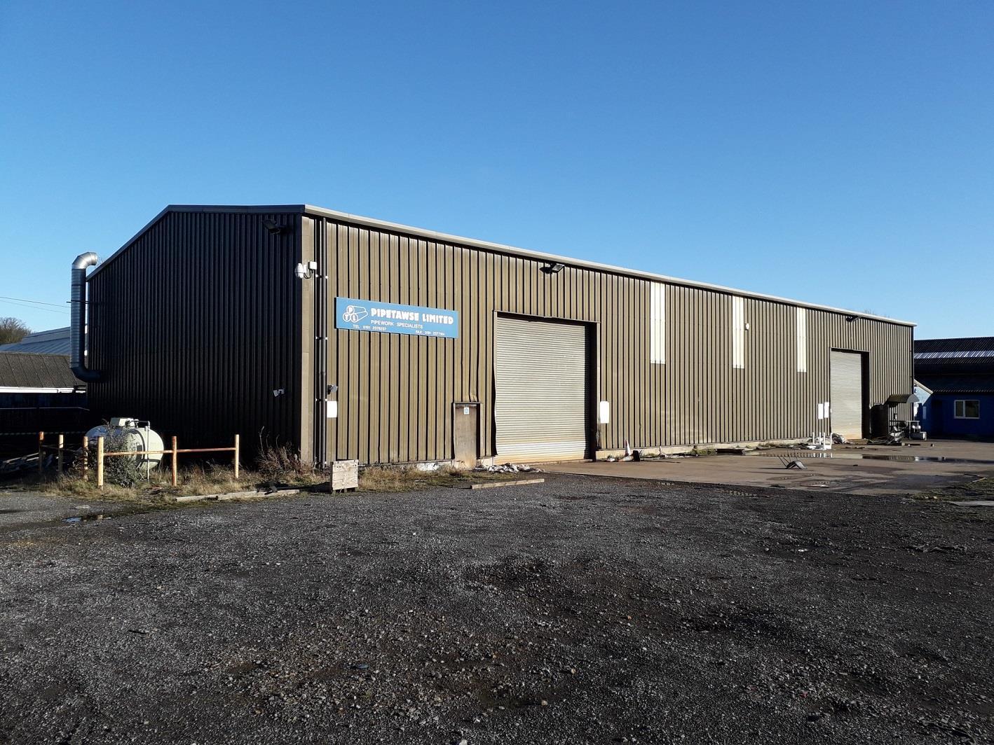 Former Pipetawse Premises, Double Row, Seaton Delaval, North East, NE25