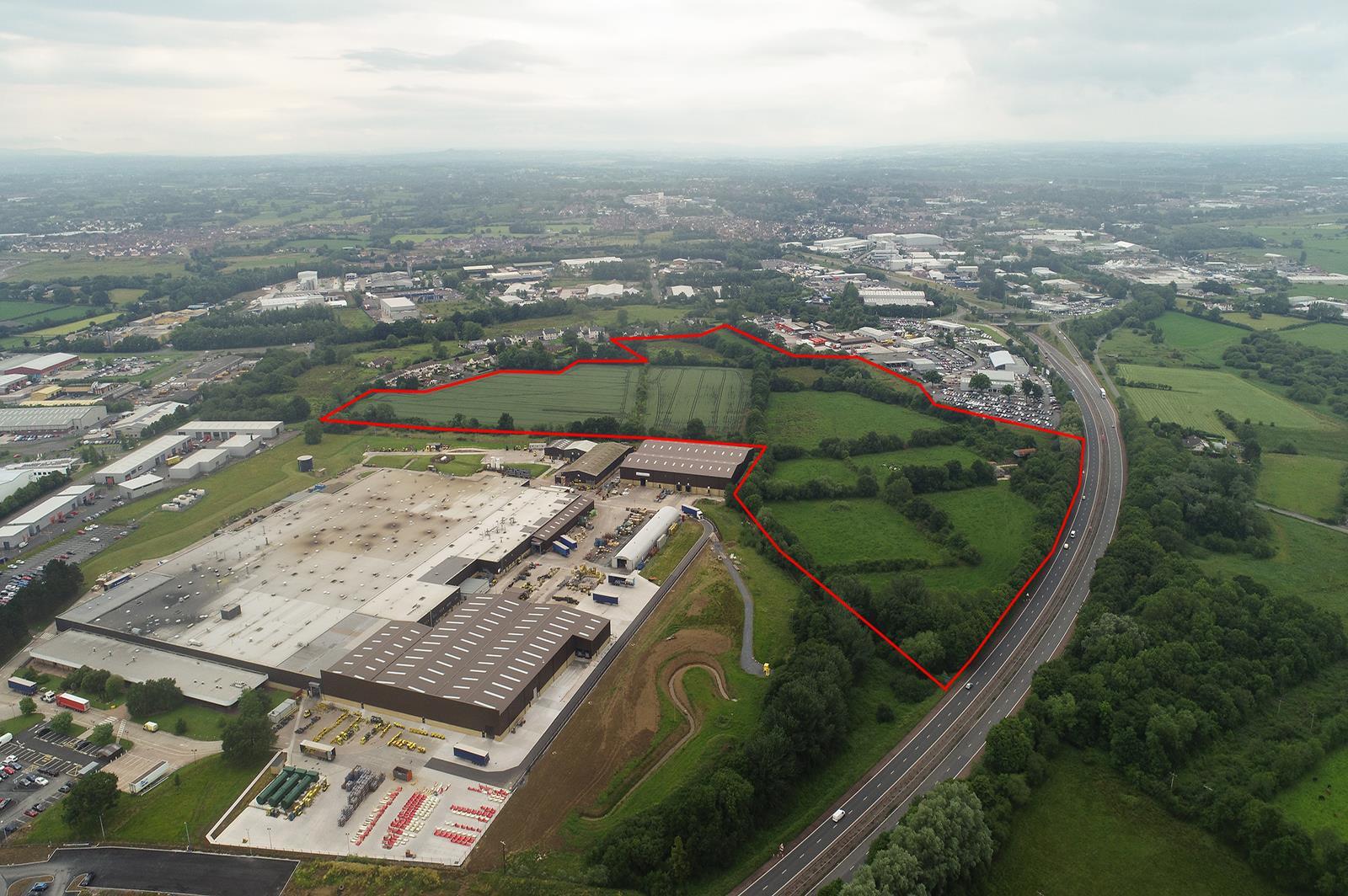 Land At Charlestown Road, Carn, Portadown, County Armagh, BT63