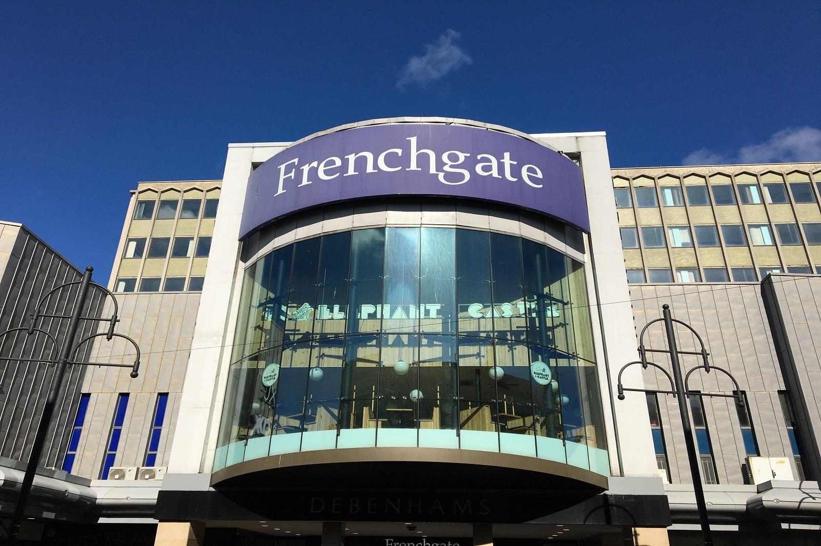 Frenchgate Centre, St Sepulchre Gate, Doncaster, South Yorkshire