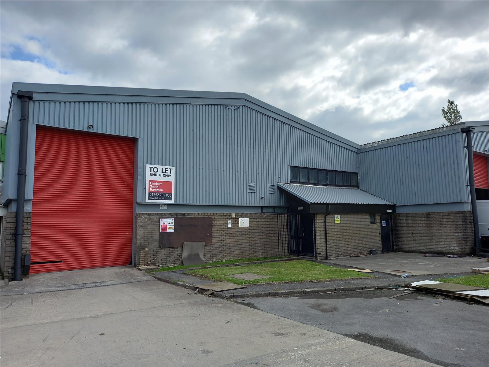 Unit 8 Plasmarl Industrial Estate, Beaufort Road, Swansea Enterprise Park, Swansea, Wales, SA6
