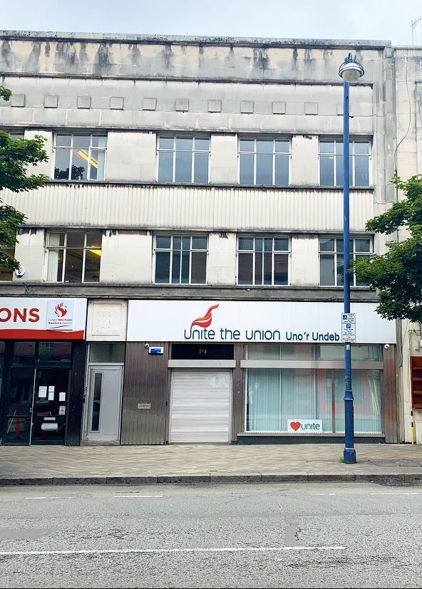 19 High Street (1st & 2nd Floors) High Street, Swansea, Swansea, SA1 1LF