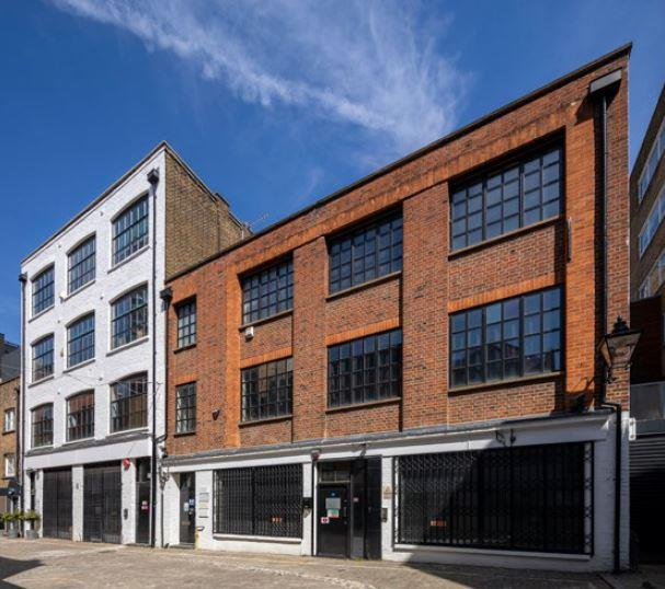 Noland House, 12-13 Poland Street, London, W1F
