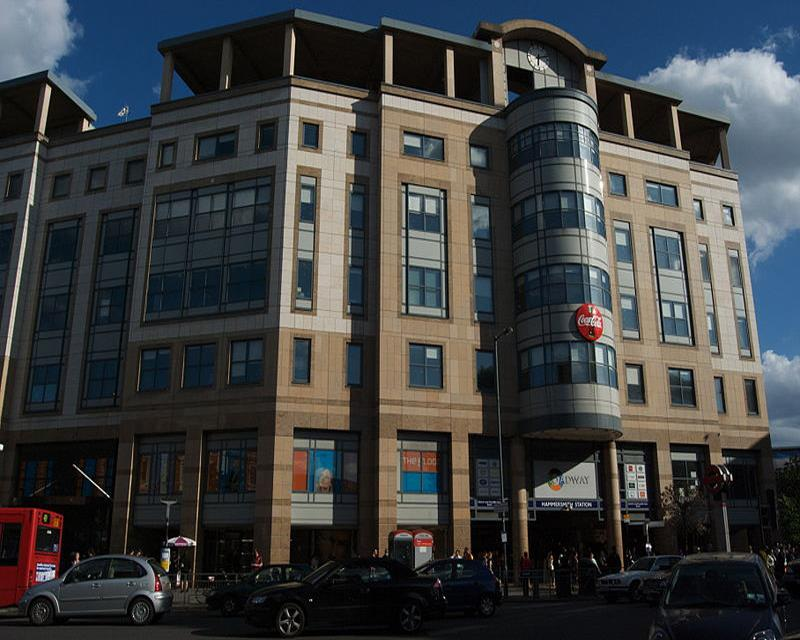 The Broadway Centre, Centre West, Hammersmith, London, W6 9YD
