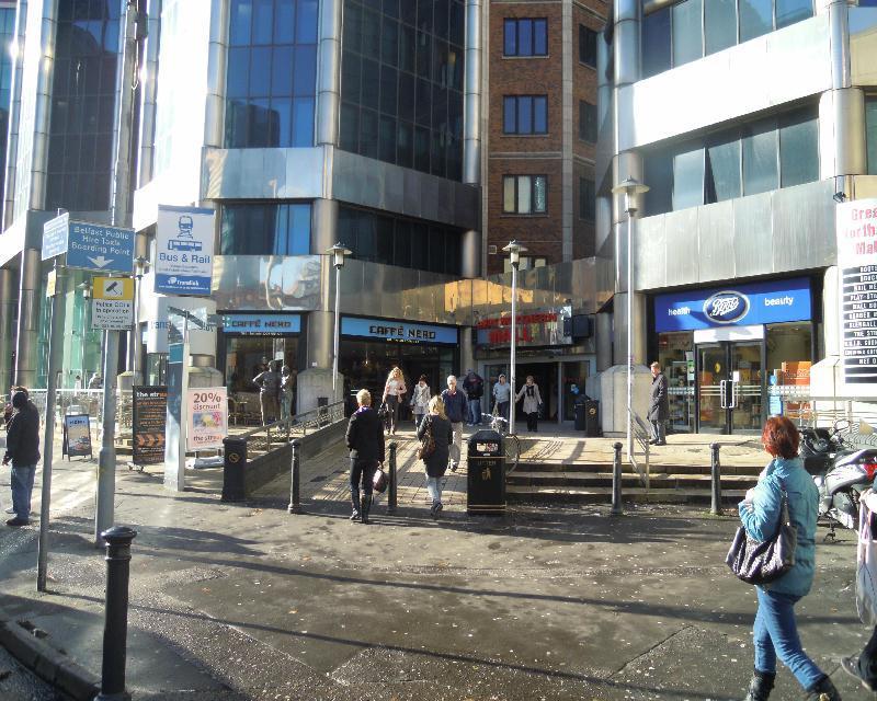 Great Northern Mall, Great Victoria Street, Belfast, Antrim, BT2
