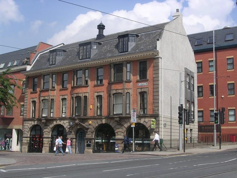 15 Middle Pavement Middle Pavement, Nottingham, Nottinghamshire, NG1 7DX