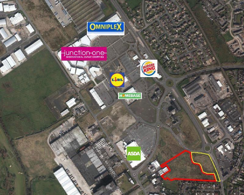 Ballymena Road, Junction One, Antrim , County Antrim , BT41