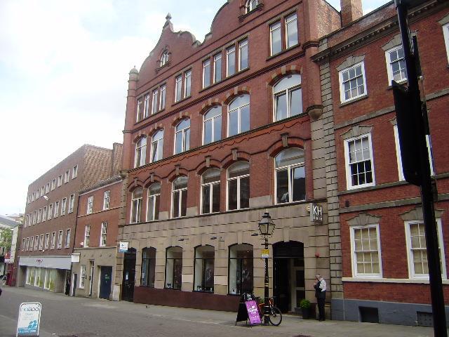 Third Floor, 15 Castle Gate, Nottingham, East Midlands, NG1