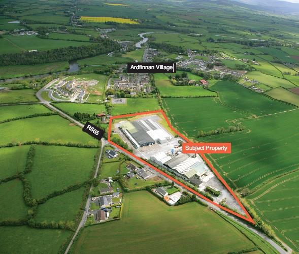 Former Moy Isover Facility, Ardfinnan, Clonmel, Co Tipperary