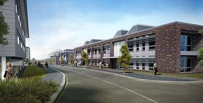 Exeter Science Park, Honiton Road, Exeter, Devon, EX4