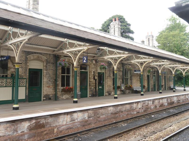 Units 4 & 5, Knaresborough Railway Station, Station Road, Knaresborough, North Yorkshire