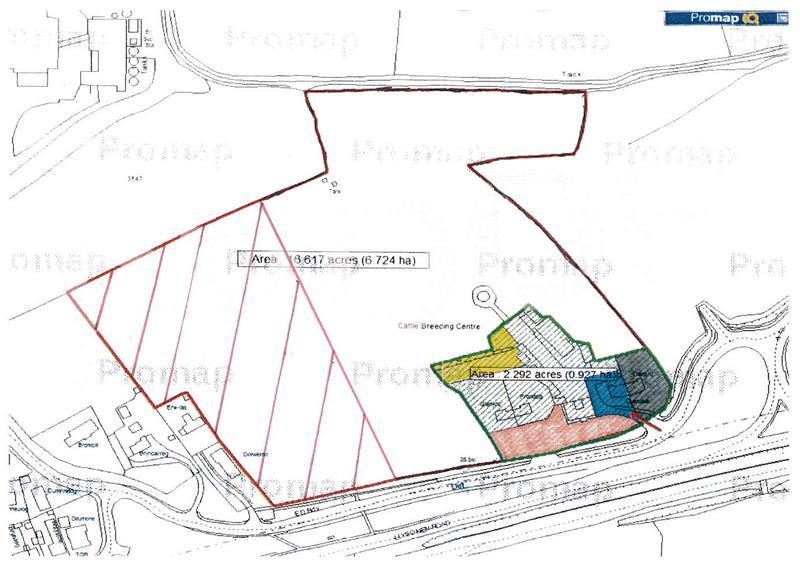 Land At Llysonnen Road, Nantycaws, Carmarthen West, Carmarthen , Carmarthenshire, SA31