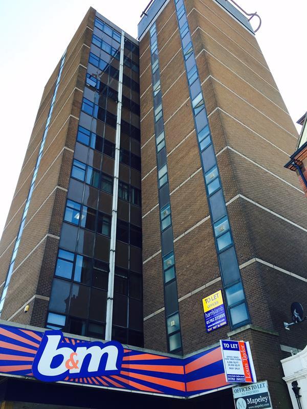 Blackburn House - Floors 8, 9, 10, Old Hall Street, Hanley, Stoke-On-Trent, Staffordshire, ST1
