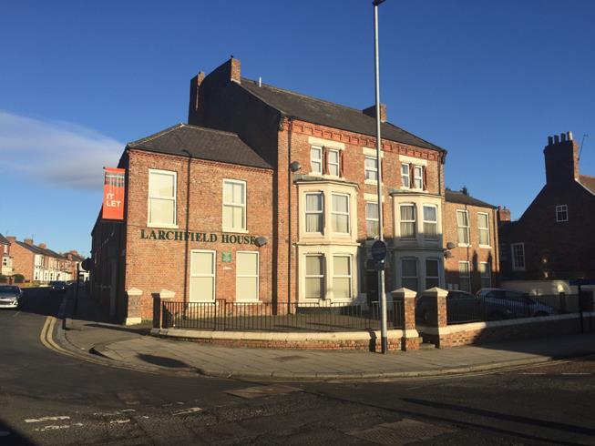 Larchfield House, Coniscliffe Road, Darlington, County Durham, DL3