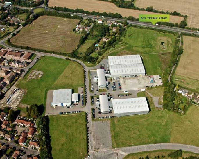 Plots 1 to 4 Chichester Business Park, City Fields Way, Tangmere, Chichester, West Sussex, PO20