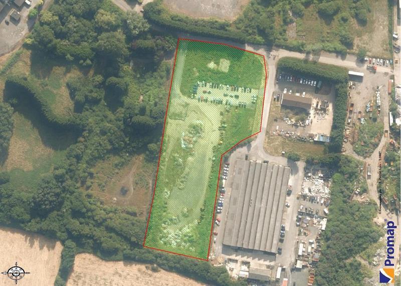 Bynea Business Park, R/o Heol Y Bwlch, Llanelli, Carmarthenshire, SA14